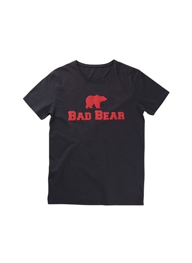 Bad Bear Tişört Gri